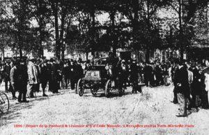 1896-DEPART-PL-MAYADE-VERSAILLES-Paris-Marseille-Paris