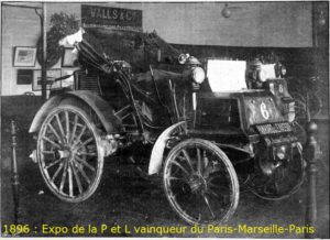 1896-PL-VOITURE-Paris-Marseille-Paris-EXPO