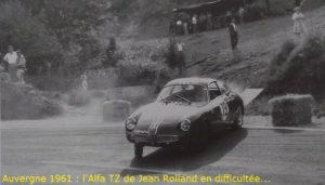 AUVERGNE 1961 JEAN ROLLAND