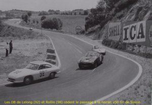 AUVERGNE 1961 LELONG ROLLIN DB