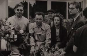 CHANCEL-FRERES-PODIUM-LM-1953