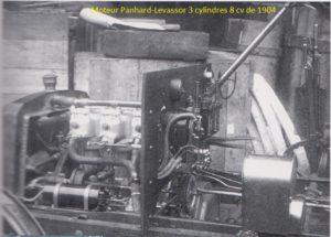 MOTEUR 3 CYLINDRES -PL-1904