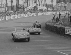 Panhard VM5 N°50 Chancel Renault VP Le Mans 1955
