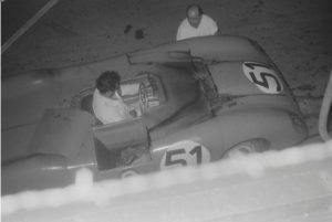 Panhard -VM5 n51 Le Mans 1954-Stand-2