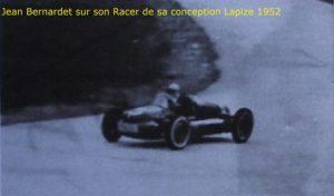 RACER-BERNARDET-LAPIZE-1952
